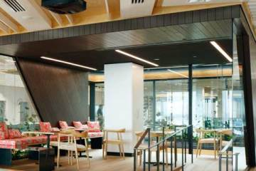 Meredith Connell Fitout